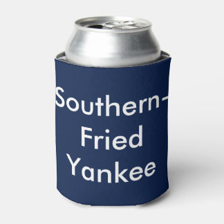 Southern-Fried Yankee can cooler