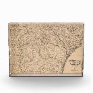 Southern Georgia and part of South Carolina (1865) Award