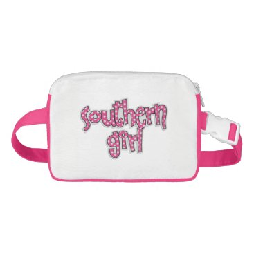 Beach Themed Southern Girl Fanny Pack