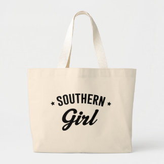Southern Girl Large Tote Bag