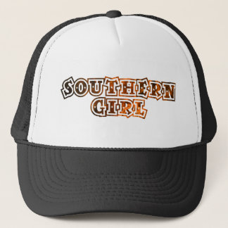 southern girl star fall 2 trucker hat