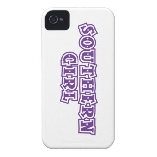 southern girl star purple iPhone 4 case
