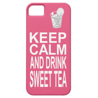 Southern Girl Sweet Tea Keep Calm Parody iPhone 5 Covers
