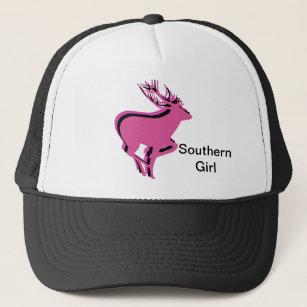 4d0ec85655839 Southern Girl Baseball   Trucker Hats