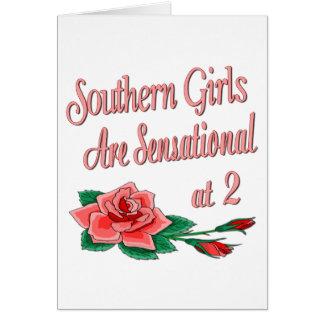 Southern Girls at 2 Card