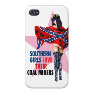 SOUTHERN GIRLS CASE FOR iPhone 4
