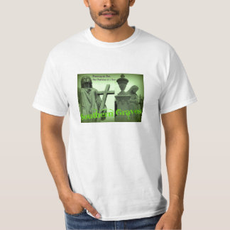 Southern Graves Goes Green T-Shirt