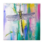 Southern Hawker Dragonfly Ceramic Tiles
