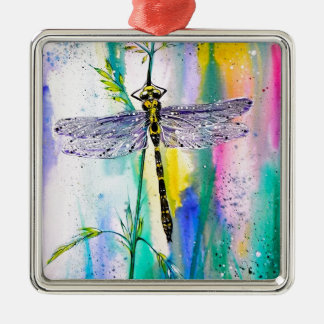 Southern Hawker Dragonfly Metal Ornament