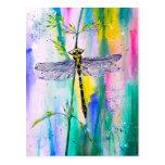 Southern Hawker Dragonfly Postcard