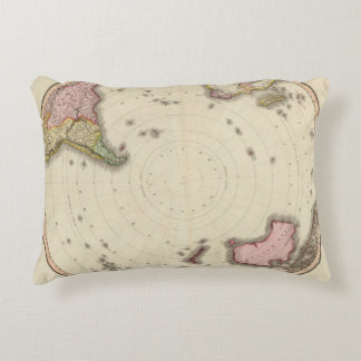 Southern Hemisphere 2 Accent Pillow