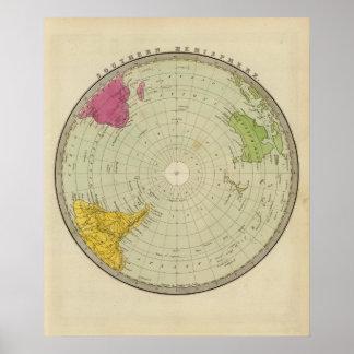 Southern Hemisphere 2 Poster