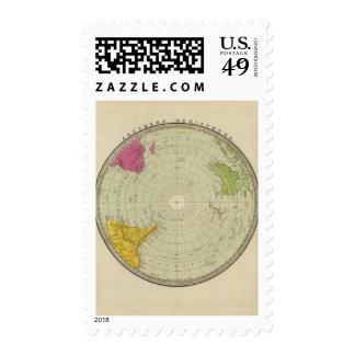Southern Hemisphere 3 Postage Stamp