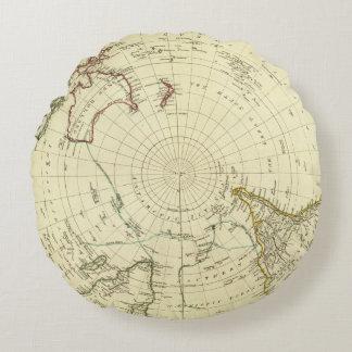 Southern Hemisphere Round Pillow