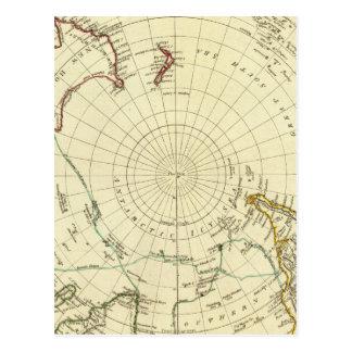 Southern Hemisphere Postcard