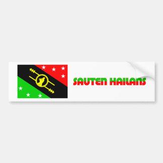 Southern Highlands Province, PNG Bumper Sticker