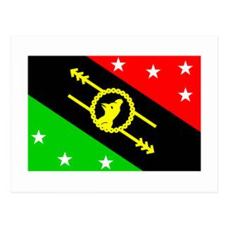 Southern Highlands Province, PNG Postcard