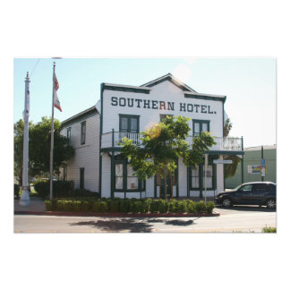 Southern Hotel Photo Print