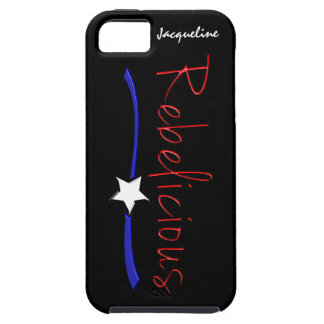 Southern Hottie - Rebelicious iPhone SE/5/5s Case