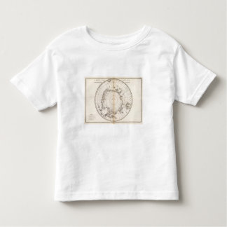 Southern Ice Chart Toddler T-shirt