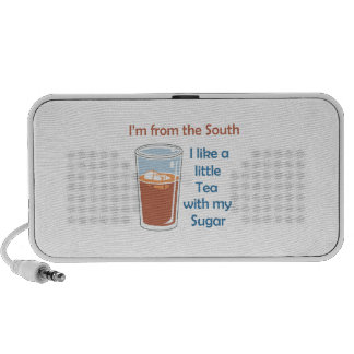 SOUTHERN ICED TEA NOTEBOOK SPEAKERS