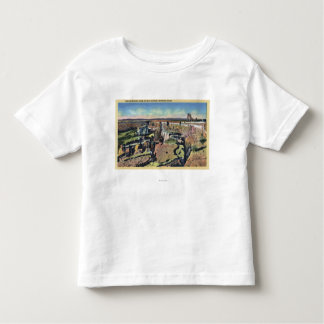 Southern Idaho - Famous Sinking Farm in Salmon Tee Shirt