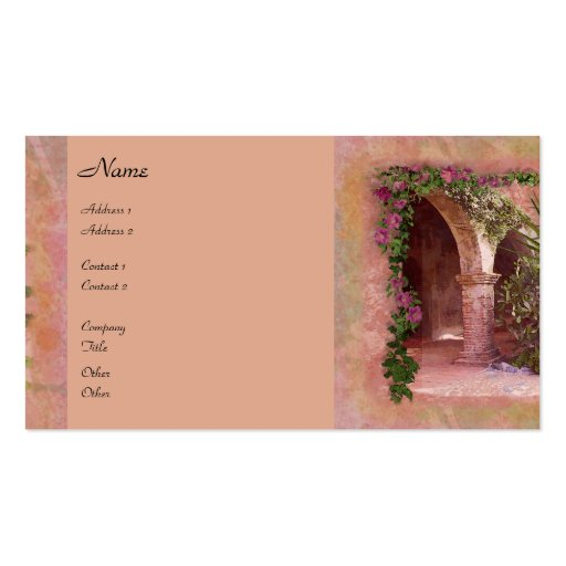 Southern Impressions Business Card