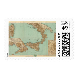 Southern Italy 2729 Postage