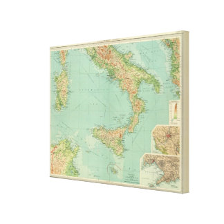 Southern Italy 2 Canvas Print