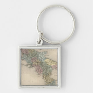 Southern Italy 4 Key Chains