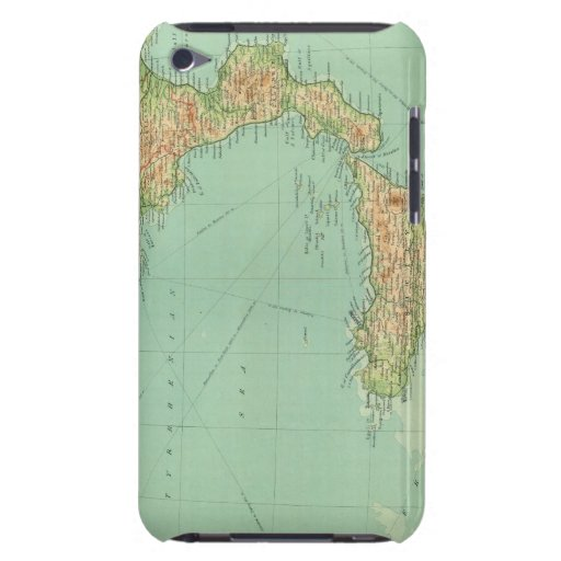 Southern Italy 5 Case-Mate iPod Touch Case