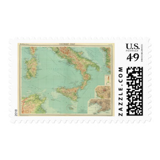 Southern Italy 5 Postage
