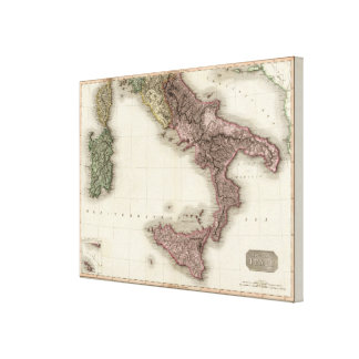 Southern Italy Canvas Print