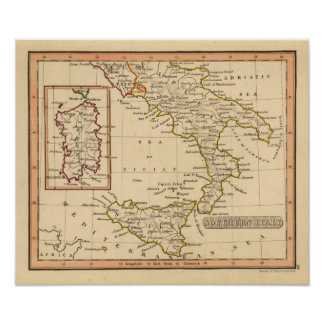 Southern Italy Print