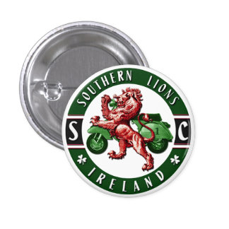 Southern Lions Scooter Club 1 Inch Round Button