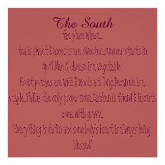Southern Living Print