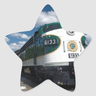 southern loco at station star sticker