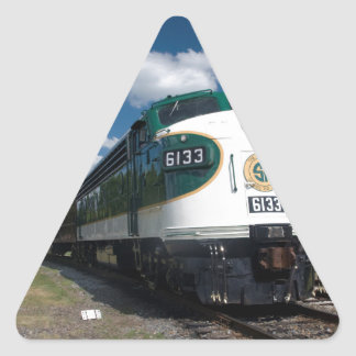 southern loco at station triangle sticker