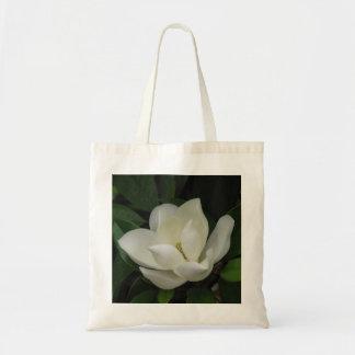 Southern Magnolia Bloom Tote Bag