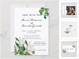 Southern Magnolia Collection