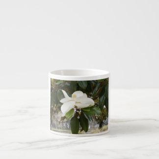 SOUTHERN MAGNOLIA Expresso Ceramic Mug Espresso Mugs