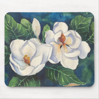 Southern Magnolias Mouse Pad