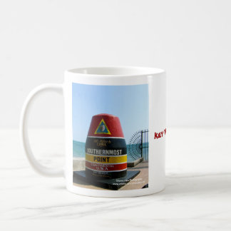 Southern Most Point Buoy Mug