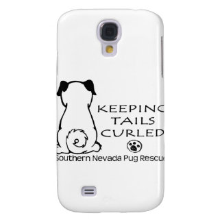 Southern Nevada Pug Rescue Shirt iPhone Case Samsung Galaxy S4 Cases