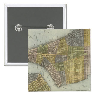 Southern New York City Button