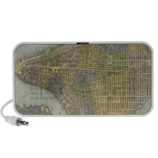 Southern New York City Mini Speaker