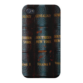 Southern New York Genealogy Cover For iPhone 4