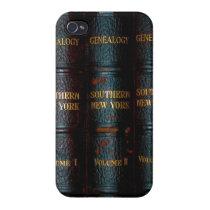 Southern New York Genealogy iPhone 4 Case