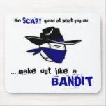 Southern Oregon Bandit Mouse Pad