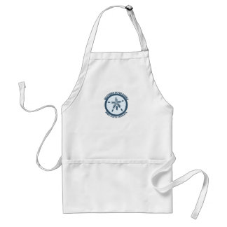 Southern Outer Banks. Adult Apron